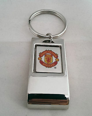 Manchester United Bottle Opener Keyring Brand New - Ideal Football Gift
