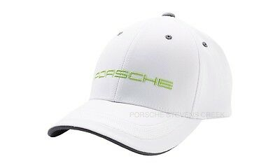 Porsche Sport Baseball Golf Cap Hat One Size Fits All Breathable Lightweight