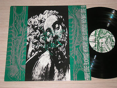 Nightmare Lodge / Blackhouse - Ice Skin - Lp 33 Giri Italy