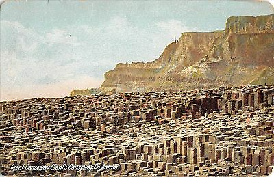 Northern Ireland Postcard Great Causeway Giants Causeway Co Antrim  L0 010