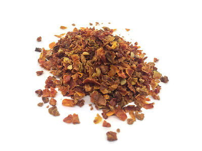Tomato Dried Flakes/Granules Grade A Premium Quality Free UK P&P