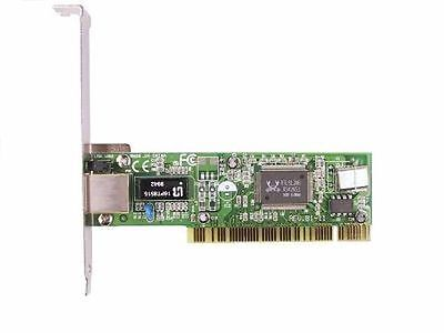 BRAND NEW Fast Network Ethernet Card PCI Interface 10/100 NIC Networking Adapter