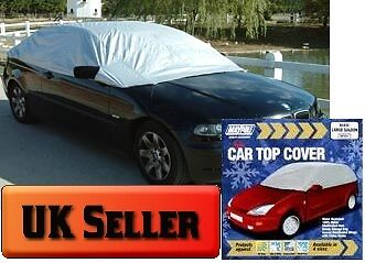 Car Top Frost Cover To Fit Large Saloon [MP991] Windscreen Protector