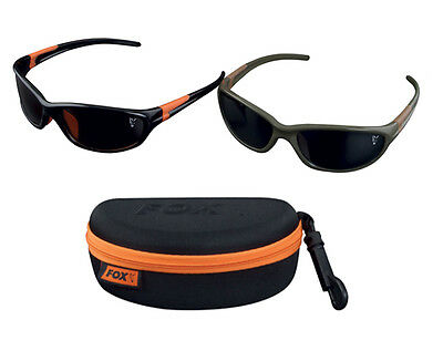 Fox XT4 Polarisationsbrille (Polbrille) Angler