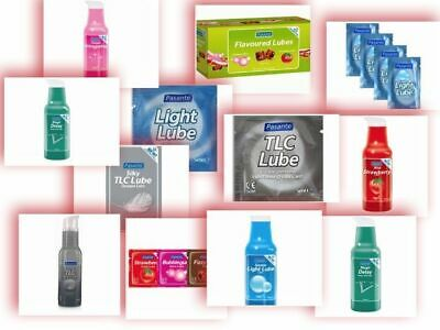 PRIVATE LISTING PASANTE LUBES Flavoured, Delay, Stimulating,Ejaculation Delay