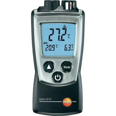 Testo 810 (0560 0810) Compact Infrared & Ambient Air Thermometer