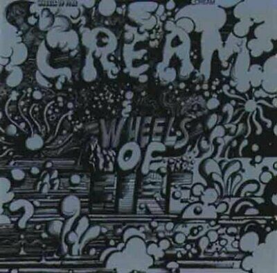 Cream - Wheels Of Fire (remastered) [New CD] Rmst