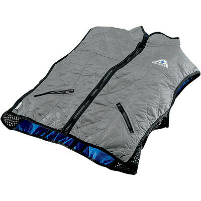 Techniche Hyperkewl Women's Deluxe Evaporative Cooling Vest Motorcycle Riding