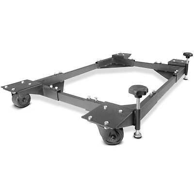 Titan Adjustable Mobile Base Dolly 1200 lb Capacity HD Universal Power Tools