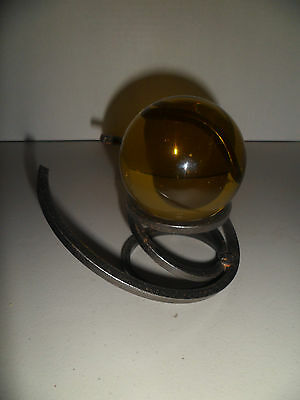 Crystal Ball Holder / Stand #8 - Scrying, Divination, Metaphysical, Pagan Wicca