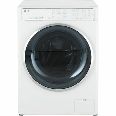 LG F14U1TCN2 A+++ 8Kg 1400 Spin Washing Machine White New from AO