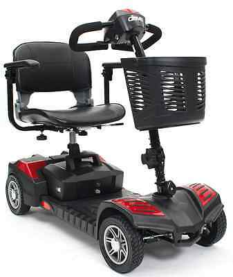 Drive Medical Scout 4 Heavy Duty Mobility Scooter -  Direct From Manufacturer