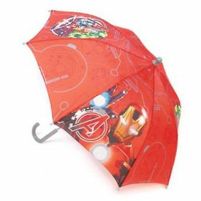 Marvel Avengers Umbrella Childrens Kids Brolly