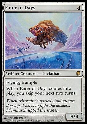 DIVORA GIORNI - EATER OF DAYS Magic DST Mint