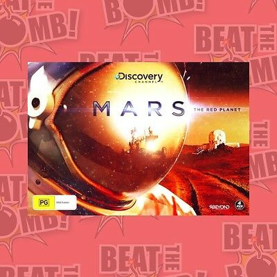 Mars: The Red Planet Collector's Set  - DVD - NEW Region 4