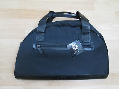 Givenchy Parfums Weekender Black Tote Bag Travel Purse Handbag