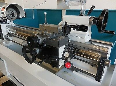 "Clausing Colchester 13""/18"" x 25"" Gap Bed Geared Head Lathe Model 8026J 3 Phase"