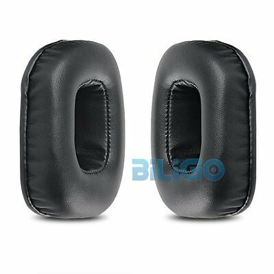 2Pcs Replacement Ear Pads Cushions for Razer Tiamat 2.2 Gaming Music Headsets