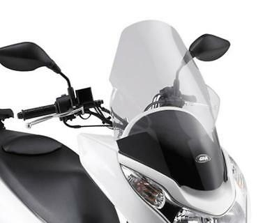Windscreen GiVi Clear for Honda PCX 125ccm 2010 or later