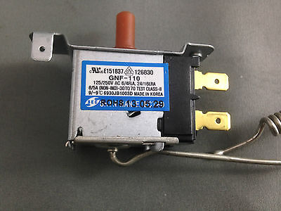 Lg Ge Fridge Thermostat Gr-432Sf,gr-282Mf,gr-372Sfa, Gr-332Sf Tbr15,tbr17