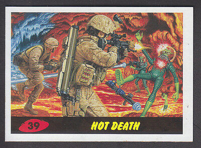 Mars Attacks Occupation - Heritage Parallel - Hot Death # 39