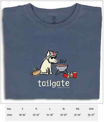 Teddy the Dog - Tailgate, For You Football and Gridiron Addicts Tee T-Shirt
