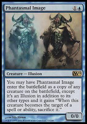 IMMAGINE FANTASMA - PHANTASMAL IMAGE Magic M12 Mint