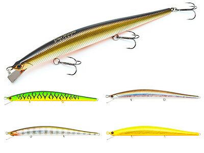DUO Grace Minnow Elena 130F / 130mm 8,6g / floating lures