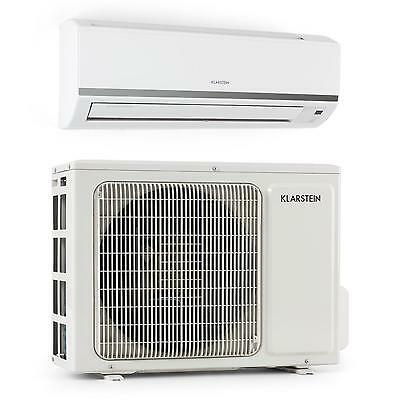 Wall Air Conditioner Split Inverter Energy A+ Remote 4 Speed Fan Heating Drying