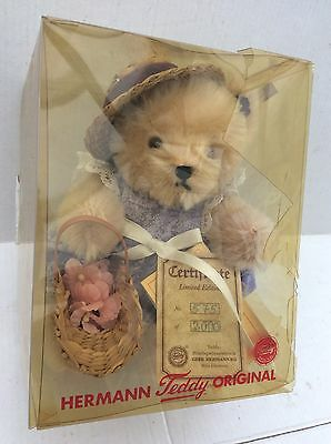 Hermann Teddy Spring Picnic Limited Edition 575/2000