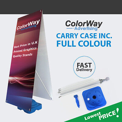 Cheapest Printed XBanner Waterbase/Double side - Pop Up Exhibition Display Stand