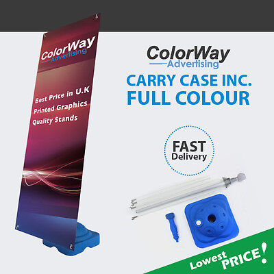 Cheapest Printed XBanner Waterbase/Single side - Pop Up Exhibition Display Stand