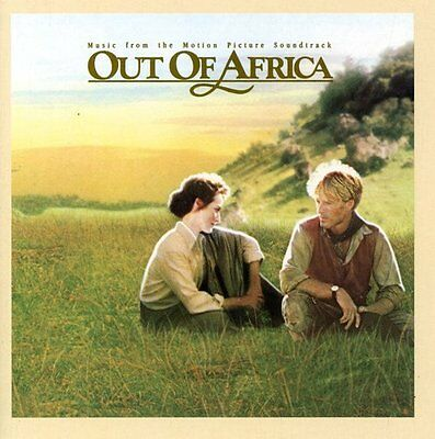 Various Artists, Joh - Out of Africa (Original Soundtrack) [New CD]
