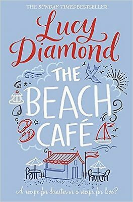 The Beach Cafe by Lucy Diamond (Paperback) New Book