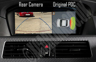BMW iDrive CCC Picture in Picture Video Multimedia rear Camera Interface 3/5/X5