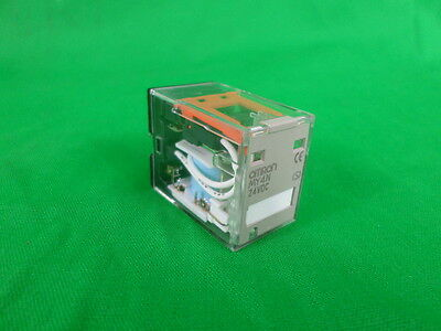 Omron MY4N 24VDC 5A 14-Pin Cube Relay
