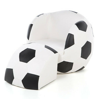 Football style Chair and Ottoman for Kids, NEW, Kids Love it - LAST ONE
