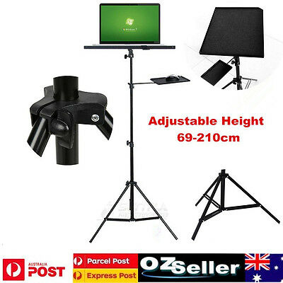 Tripod Stand For Notebook Laptop And Projector Adjustable Height & Tilt Tray