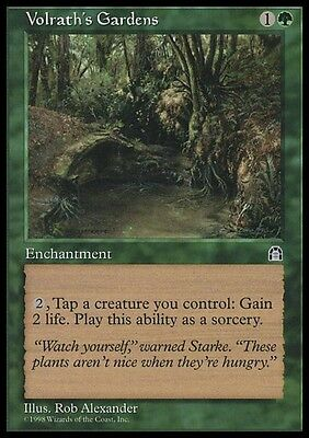 FORTEZZA DI VOLRATH VOLRATH/'S STRONGHOLD Magic STH Mint