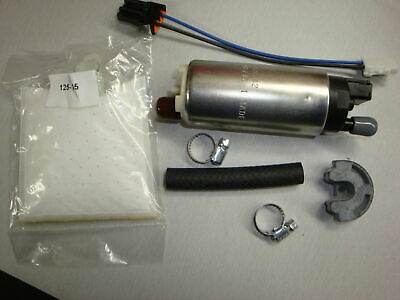 Genuine Walbro Gss342 Fuel Pump And Kit 255Lph Mazda Rx7 1986 To 1988 Turbo