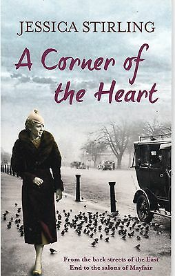 A Corner of the Heart by Jessica Stirling  New Paperback Book