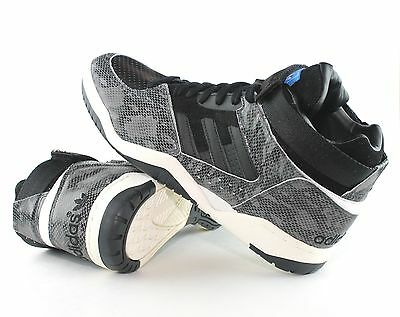 separation shoes f903a 968ae Adidas Originals Enforcer Mid Shoes ENFR Black Legacy White Q34162 New