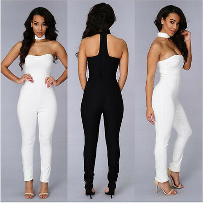 Sexy-Women-sleeveless-Bandage-Bodycon-Jumpsuit-Rompers-Clubwear-Long-Trousers