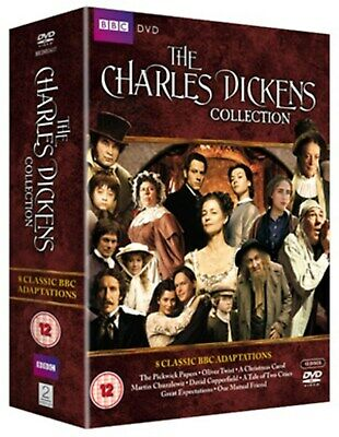 The Charles Dickens Collection (Box Set) [DVD]