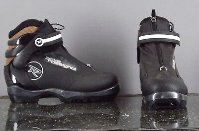 09-10 Rossignol BCX5 NEW Cross Country Boots Size 37