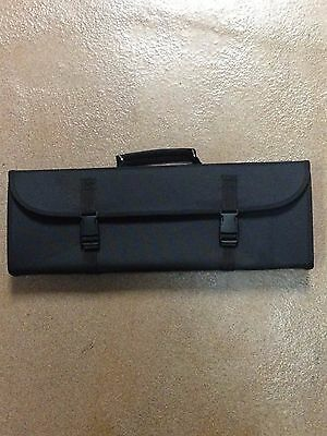 10 Pocket Chef knife bag Update CP-10 Black *FREE SHIPPING*