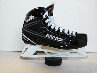 Bauer Supreme S170 Senior Ice Hockey Goalie Skates