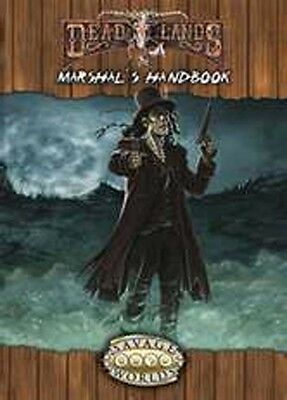 Deadlands Reloaded Rpg -  Marshals Handbook  Explorers Edition