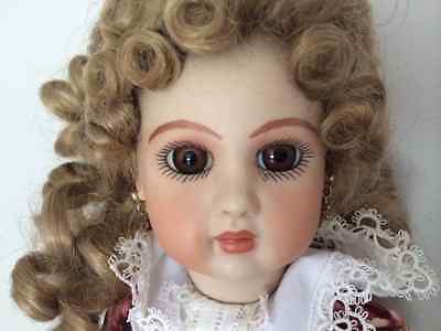 Small Jumeau Reproduction  Doll