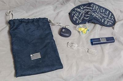 US Air United States Airways First Class Hospitality Bag egm